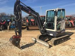 2012 terex tc37 mini excavator for sale 115 hours fayetteville