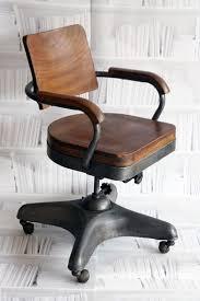 fauteuil bureau industriel chaise vintage chaise fauteuil chaises et industriel