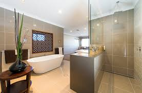 display homes interior gj gardner display home lakes contemporary bathroom