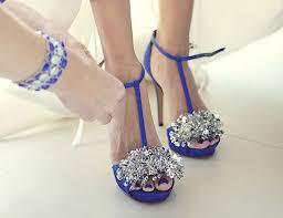 wedding shoes nz blue wedding ideas with beautiful charm modwedding