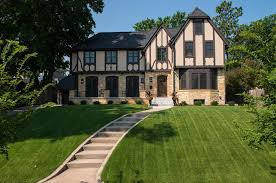 Cottage Curb Appeal - tudor style homes look minneapolis traditional exterior remodeling