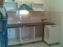 installer une cuisine ikea caisson meuble cuisine brico depot 14 montage meuble de