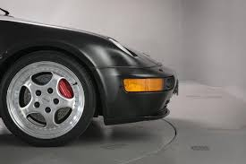1994 porsche 911 turbo ultra rare porsche 911 turbo flatnose comes up for sale in u k