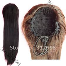 ponytail extension drawstring ponytail hair extensions