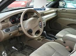 2004 Chrysler Sebring Convertible Interior 2004 Chrysler Sebring Touring In Waukesha Wi Arp