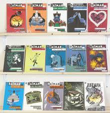 long halloween batman batman the long halloween 1 13 plus extras da card world