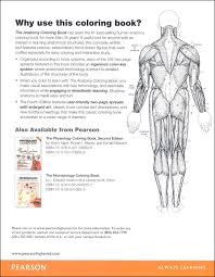 anatomy coloring book 4ed 011111 details rainbow resource