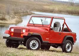 1987 jeep wrangler yj jeep wrangler yj 1987 1995 white led speedometer cluster