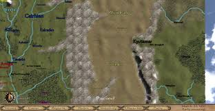 mount and blade map the gathering kırmızı