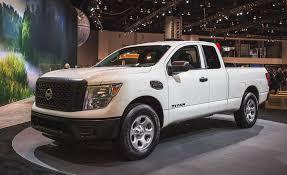 yellow nissan truck 2017 nissan titan and xd add king cab body styles u2013 news u2013 car and