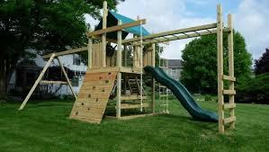 Backyard Swing Set Ideas 30 Cool Outdoor Play Sets For Kids U0027 Summer Activities Kidsomania