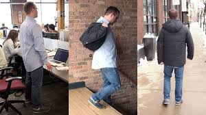 health experts recommend standing up at desk leaving office