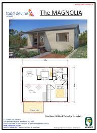 1 bedroom granny flat floor plans todd devine homes granny flat dpu the magnolia granny flat