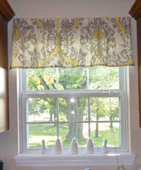 Nursery Valance Curtains Tutorial For A Simple Rod Pocket Valance For The Home