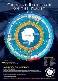 Sailing Alone Around The World Map by Record Setter Climate Concern Sails