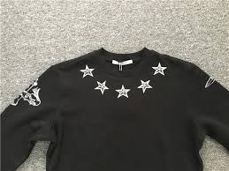 givenchy sweater eur size givenchy crewneck black sweater everydesigner ru