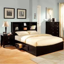 Set Of Bedroom Furniture Ireland Espresso 4 Storage Bedroom Set Free Shipping Today