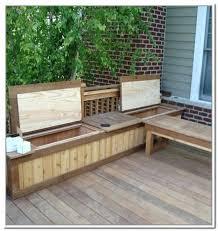 deck storage boxes solid wood deck storage box deck storage boxes