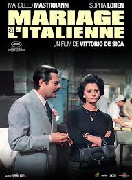 mariage à l italienne 1964 allociné - Mariage ã L Italienne