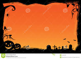 halloween frame clipart grunge halloween frame royalty free stock image image 15845336