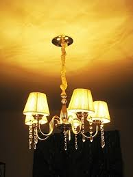 How To Refurbish A Chandelier Roundup 10 Stylish Chandelier Makeovers Curbly