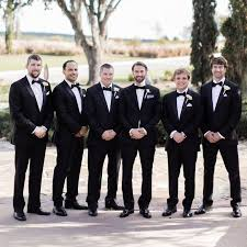 groomsmen attire for wedding should our groomsmen rent or buy a tuxedo for the wedding brides
