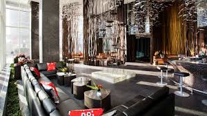 w hotel living room downtown atlanta hotels w atlanta downtown features