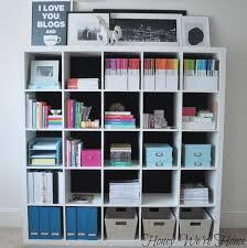 bookshelf organization ideas diy kallax bookshelf or bookcase via honeywerehome scrapbook
