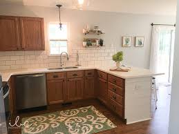 how to update honey oak kitchen cabinets updating a 90s kitchen without painting cabinets