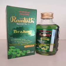 ramtirth brahmi hair oil brahmi hair oil 100ml hair head massage oil