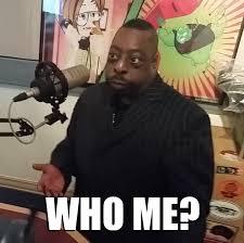 Howard Meme - we call this the who meme beetlepimp beetlejuice howard