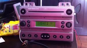 reset locked 13 ford 2500 4500 rds 6000 unlock radio code ford v