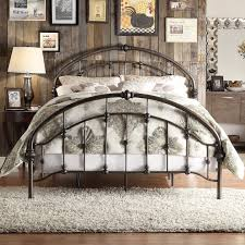 Bed Frame Craigslist Enjoy Wrought Iron Bed Frame Headboard Decor And Size Panel