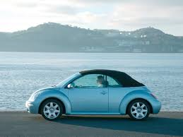2003 Vw New Beetle Cabriolet Side Top Up 1280x960