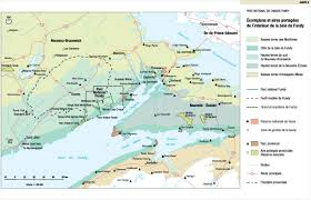 Canada National Parks Map by Map2 F Ashx 1300 835 Baie De Fundy Pinterest
