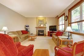 chambre peche intérieur de chambre pêche et salon avec la cheminée et