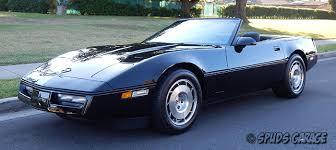 1986 corvette for sale by owner spud s garage 1986 corvette conv for sale
