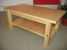 free coffee table plans wooden coffee table plans free video and photos madlonsbigbear com
