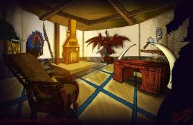 monster hunter trophy room by dreamwithintheheart on deviantart