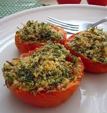 cuisine tomate tomates à la provencale les meilleures recettes de cuisine d ôdélices