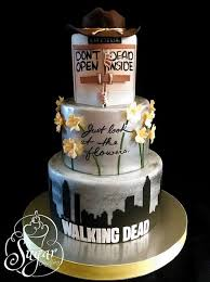 walking dead cake ideas best 25 walking dead cake ideas on walking dead