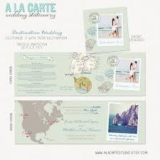 35 best destination wedding invitations images on pinterest