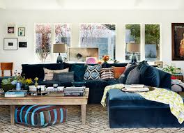 blue sofa living room blue sofa pra inspirar interiores pinterest blue couches