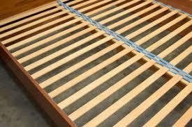 Platform Bed With Floating Nightstands Danish Teak Queen Platform Bed With Floating Nightstands Sold
