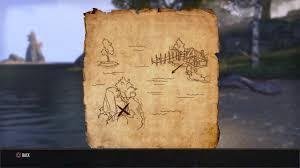 Stonefalls Ce Treasure Map Elder Scrolls Online Tesoro Glenumbra I Youtube