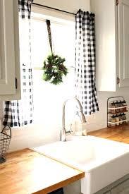 modern kitchen curtains ideas modern kitchen curtains and valances rudranilbasu me