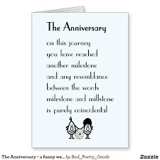 funny poems for wedding cards wedding table card