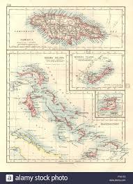 Bermuda Triangle Map Vintage Map Of Bermuda Stock Photos U0026 Vintage Map Of Bermuda Stock
