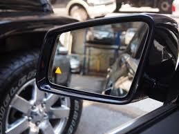 Blind Spot Alert 2012 Mercedes E350 Tech Drive A Benz With Brains To Match Its