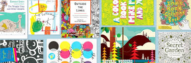 modern coloring books for kids and adults fatherly